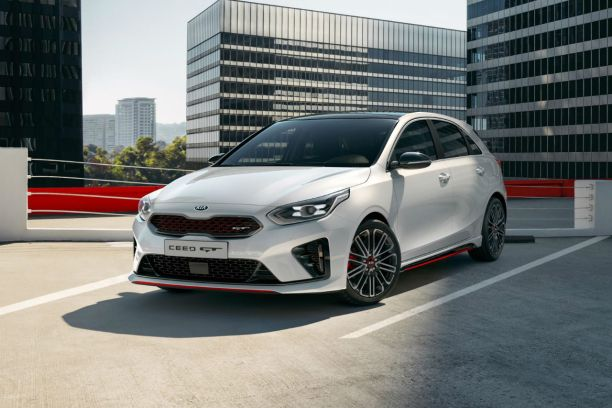 kia ceed gt 2019 la ceed se remet au sport l 39 argus. Black Bedroom Furniture Sets. Home Design Ideas