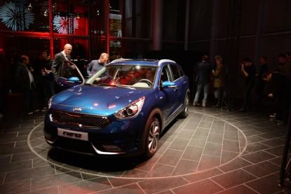 kia niro bord du nouveau suv hybride de kia kia auto evasion forum auto. Black Bedroom Furniture Sets. Home Design Ideas