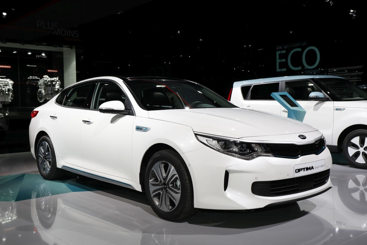 kia optima la nouvelle gamme au mondial l 39 argus. Black Bedroom Furniture Sets. Home Design Ideas