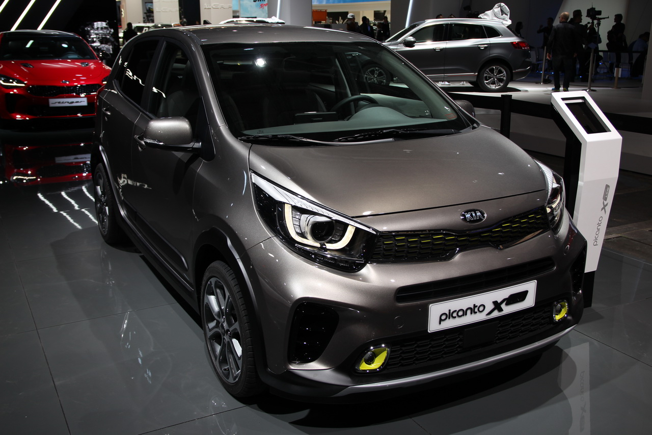 Fort Dodge Ford >> Kia Picanto X-Line : plus de look et de chevaux ! - Kia - Auto Evasion | Forum Auto
