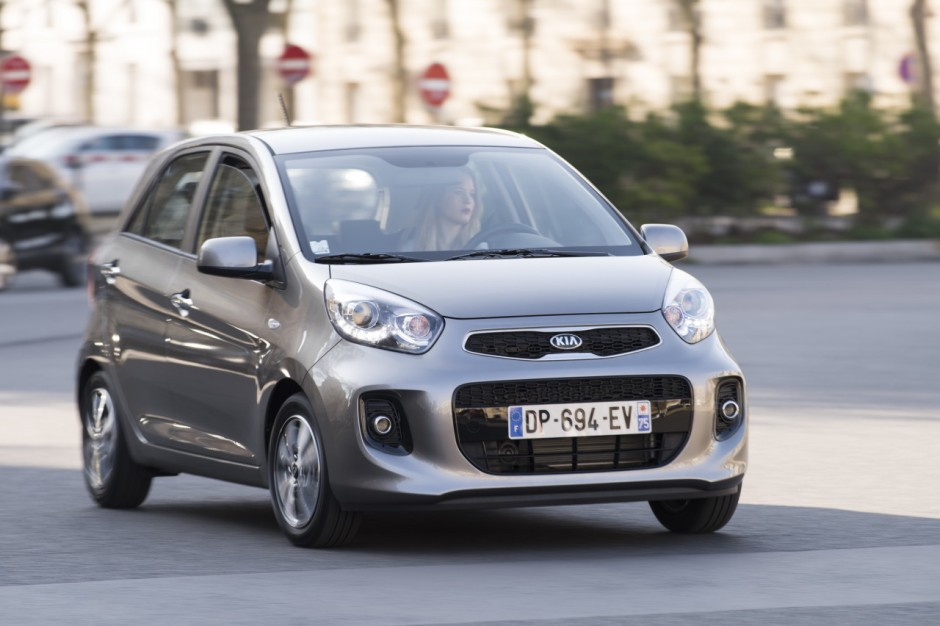 kia picanto et rio origins 2016 nouvelle s rie limit e photo 1 l 39 argus. Black Bedroom Furniture Sets. Home Design Ideas