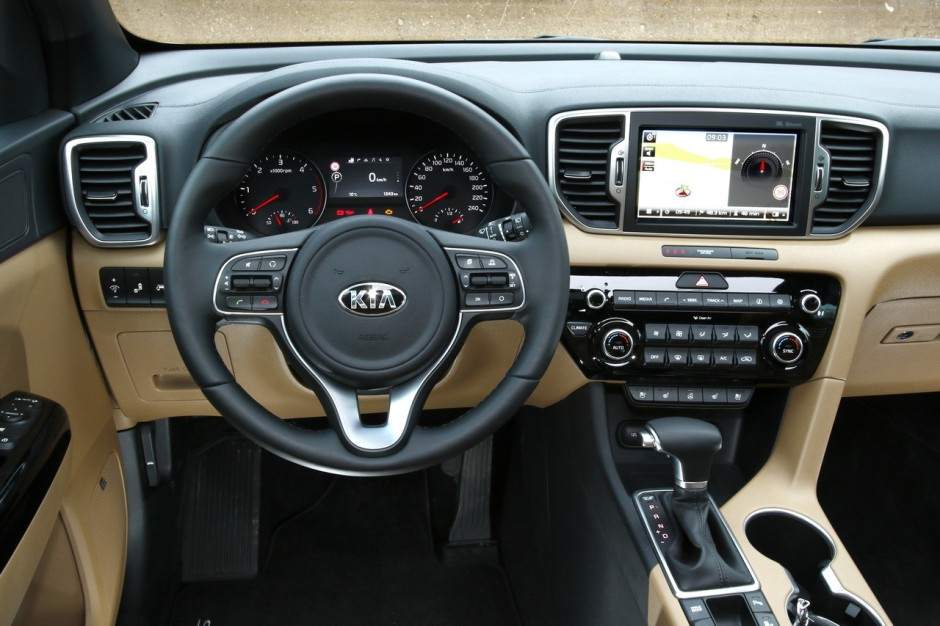 essai kia sportage 2016 notre avis sur le nouveau sportage photo 36 l 39 argus. Black Bedroom Furniture Sets. Home Design Ideas
