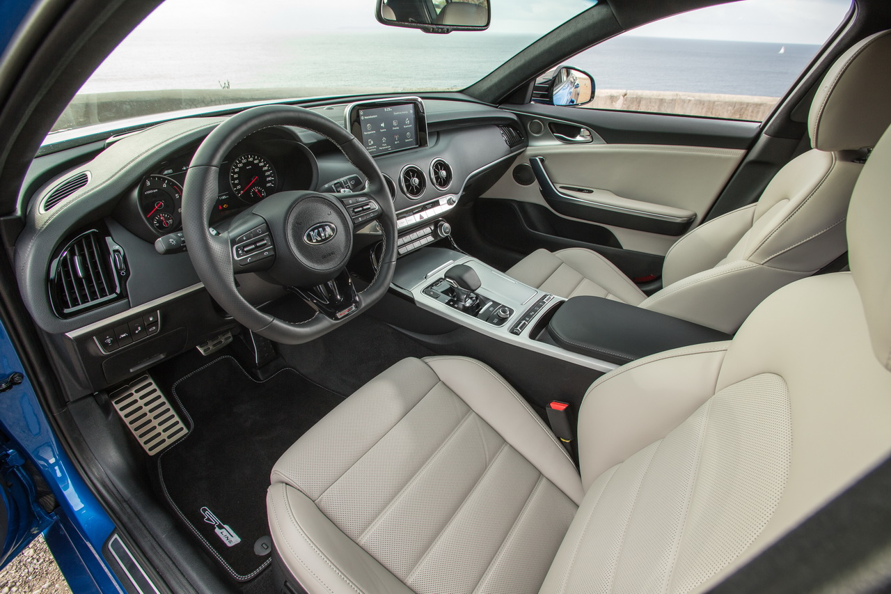essai kia stinger notre avis sur l 39 audi a5 sportback cor enne photo 13 l 39 argus. Black Bedroom Furniture Sets. Home Design Ideas