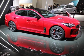 Kia Stinger (salon de Francfort 2017)