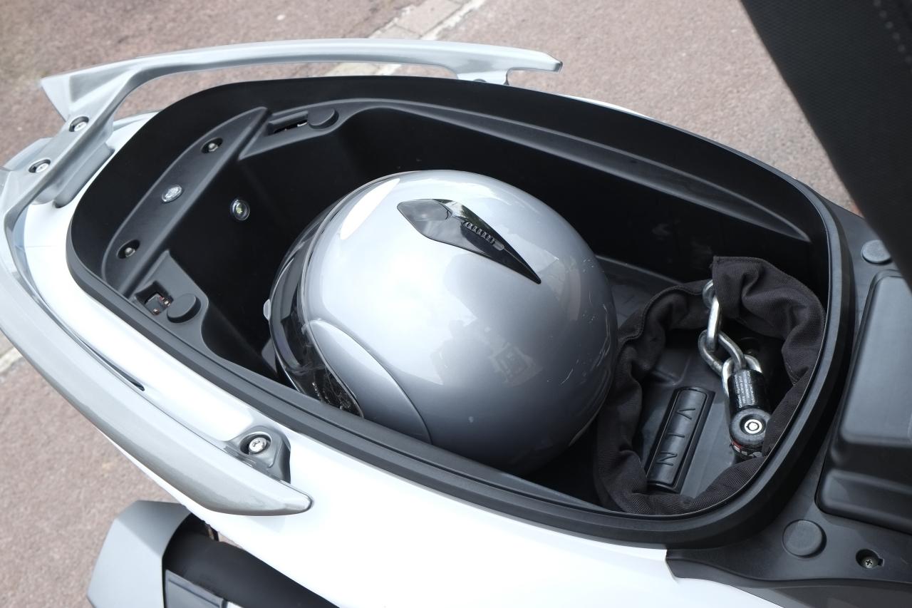 essai du maxi-scooter kymco xciting 400