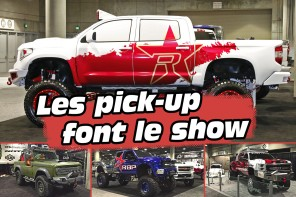 Les pick-up font le show à Los Angeles
