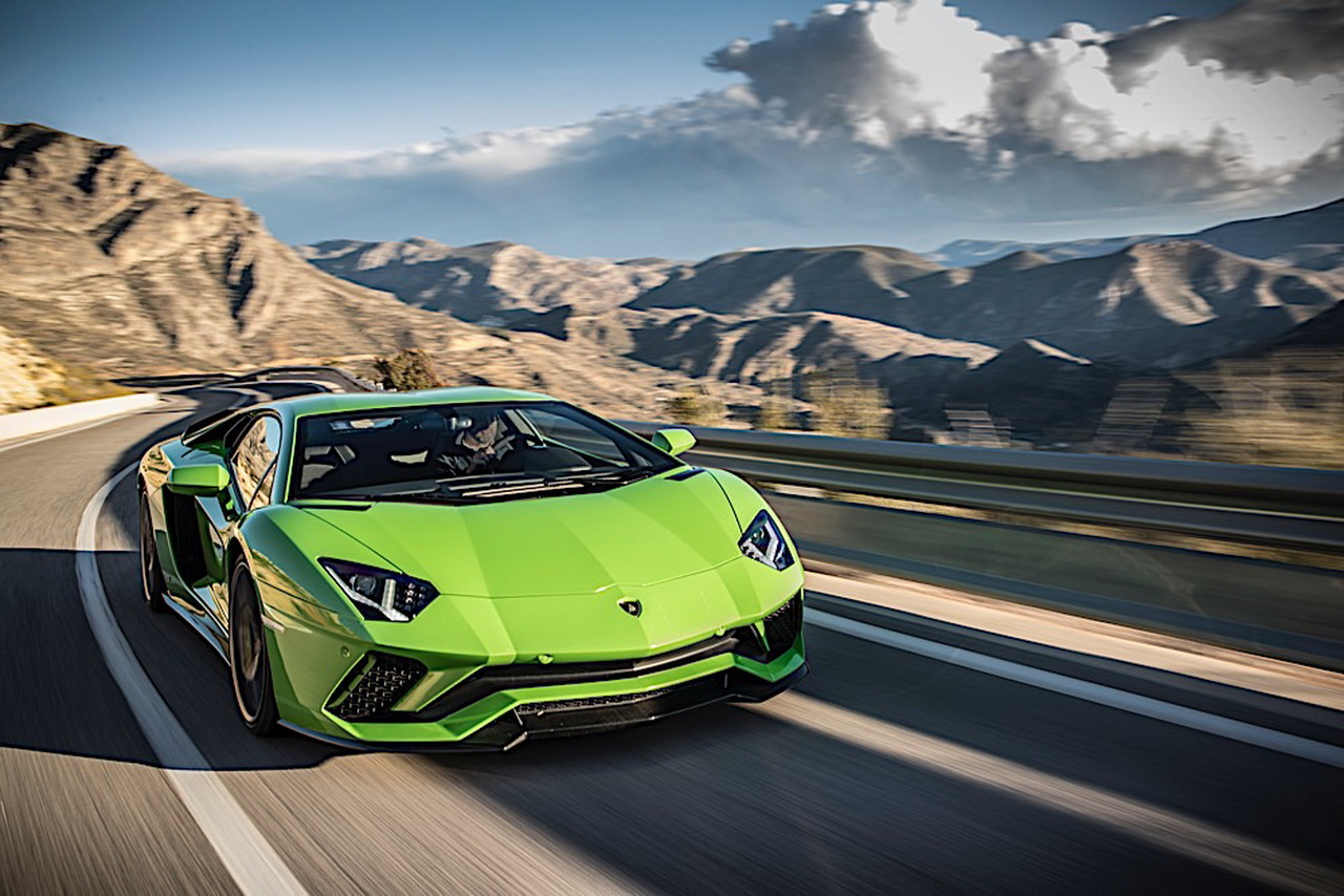 Essai Lamborghini Aventador S La Performance Sublim 233 E Photo 52 L Argus