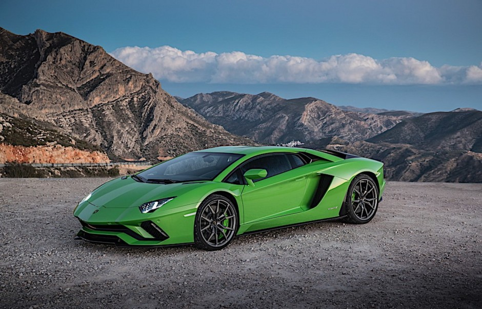 essai lamborghini aventador s la performance sublim e photo 3 l 39 argus. Black Bedroom Furniture Sets. Home Design Ideas