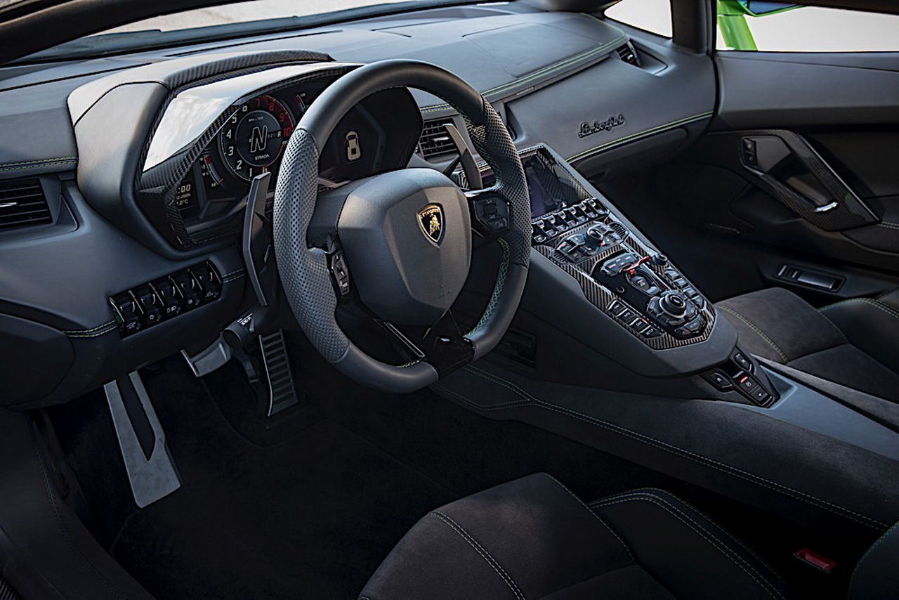 essai lamborghini aventador s la performance sublim e photo 21 l 39 argus. Black Bedroom Furniture Sets. Home Design Ideas