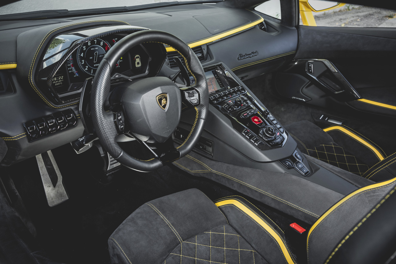 supercars de l 39 t la lamborghini aventador s l 39 essai photo 31 l 39 argus. Black Bedroom Furniture Sets. Home Design Ideas