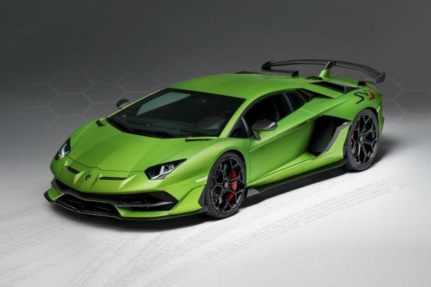 Lamborghini Aventador Svj La Lambo Ultime L Argus