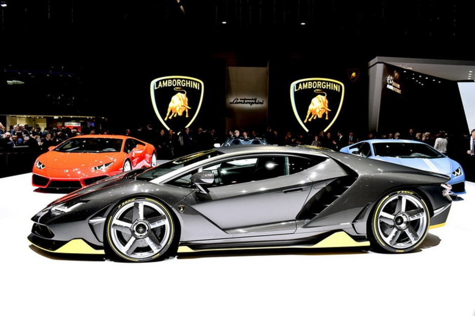 nouvelle lamborghini centenario 2016 joyeux anniversaire ferrucio photo 6 l 39 argus. Black Bedroom Furniture Sets. Home Design Ideas