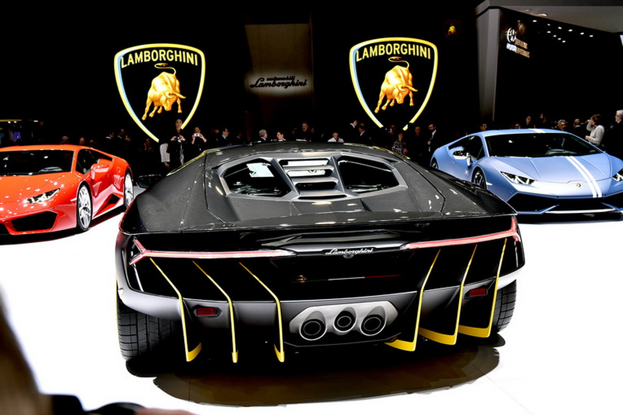 nouvelle lamborghini centenario 2016 joyeux anniversaire ferrucio photo 8 l 39 argus. Black Bedroom Furniture Sets. Home Design Ideas