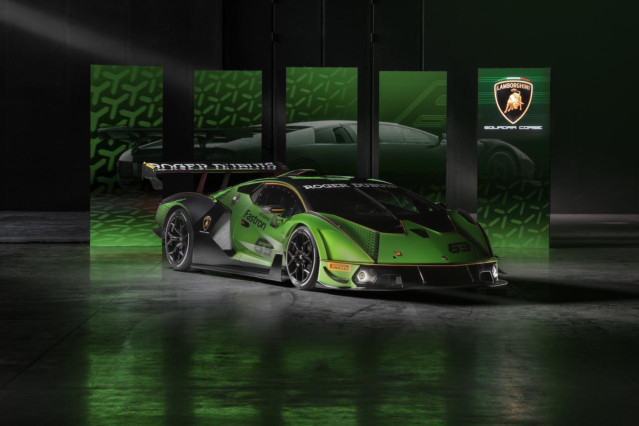 Lamborghini Essenza SCV12 (2020), le monstre de 830 ch se découvre