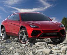 futur SUV Lamborghini