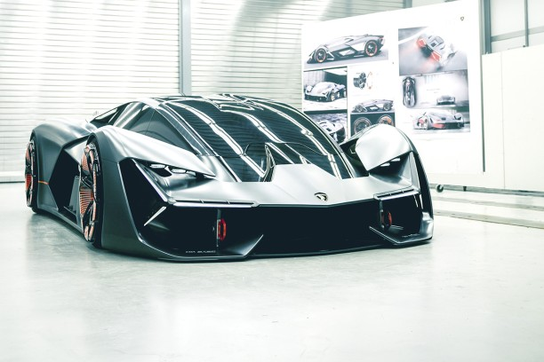 lamborghini terzo millennio la lambo du futur l 39 argus. Black Bedroom Furniture Sets. Home Design Ideas