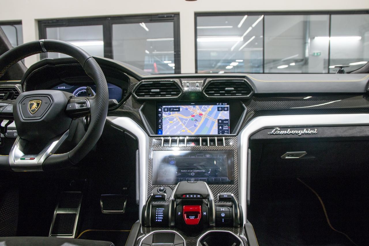 Lamborghini Urus : premières impressions à bord du SUV ...