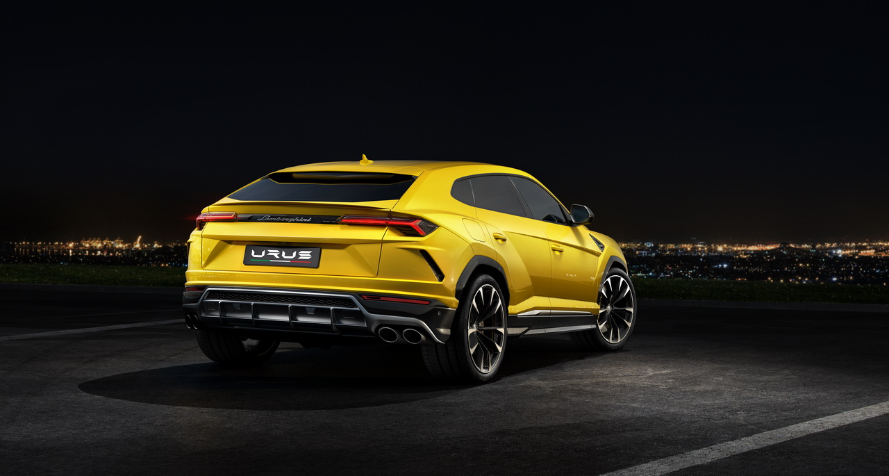 lamborghini urus photos infos et vid o du premier super suv photo 3 l 39 argus. Black Bedroom Furniture Sets. Home Design Ideas