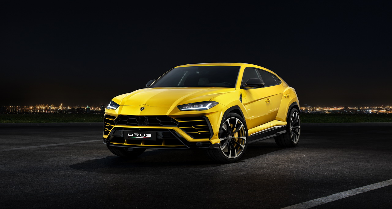 lamborghini urus photos infos et vid o du premier super suv photo 1 l 39 argus. Black Bedroom Furniture Sets. Home Design Ideas