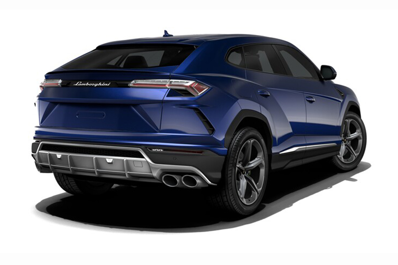 configurez votre lamborghini urus photo 2 l 39 argus. Black Bedroom Furniture Sets. Home Design Ideas