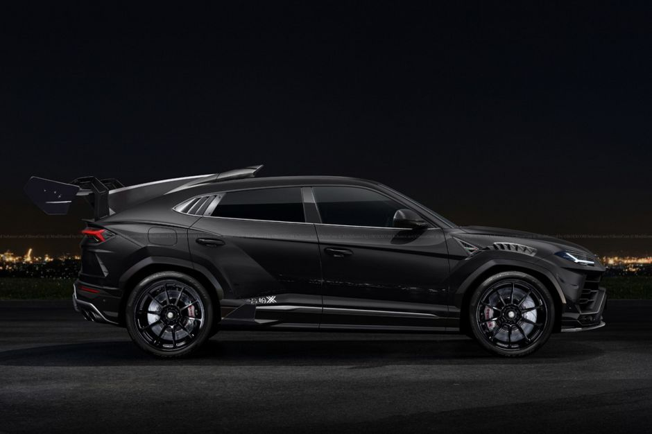 les plus belles transformations du lamborghini urus photo 9 l 39 argus. Black Bedroom Furniture Sets. Home Design Ideas