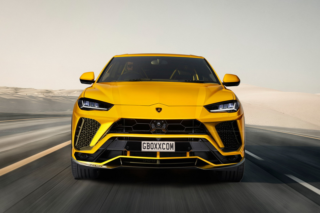 les plus belles transformations du lamborghini urus photo 3 l 39 argus. Black Bedroom Furniture Sets. Home Design Ideas