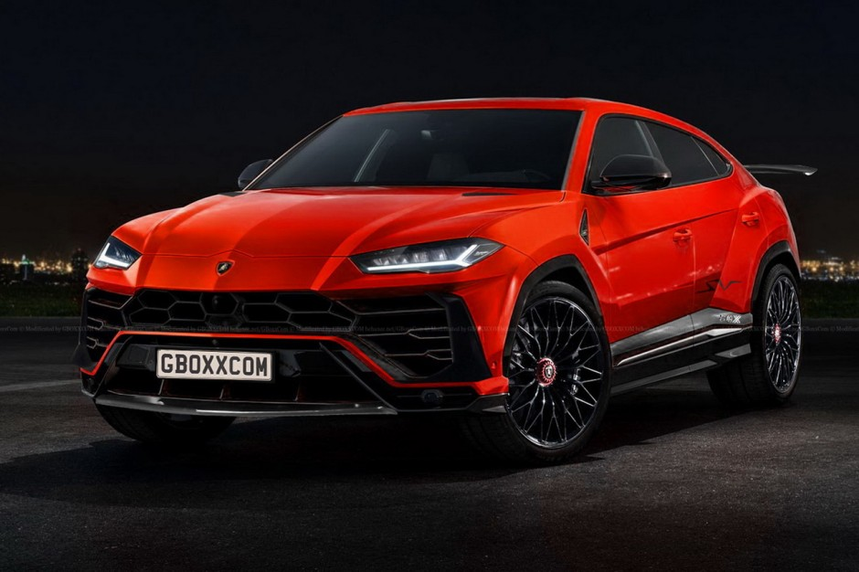 les plus belles transformations du lamborghini urus photo 10 l 39 argus. Black Bedroom Furniture Sets. Home Design Ideas