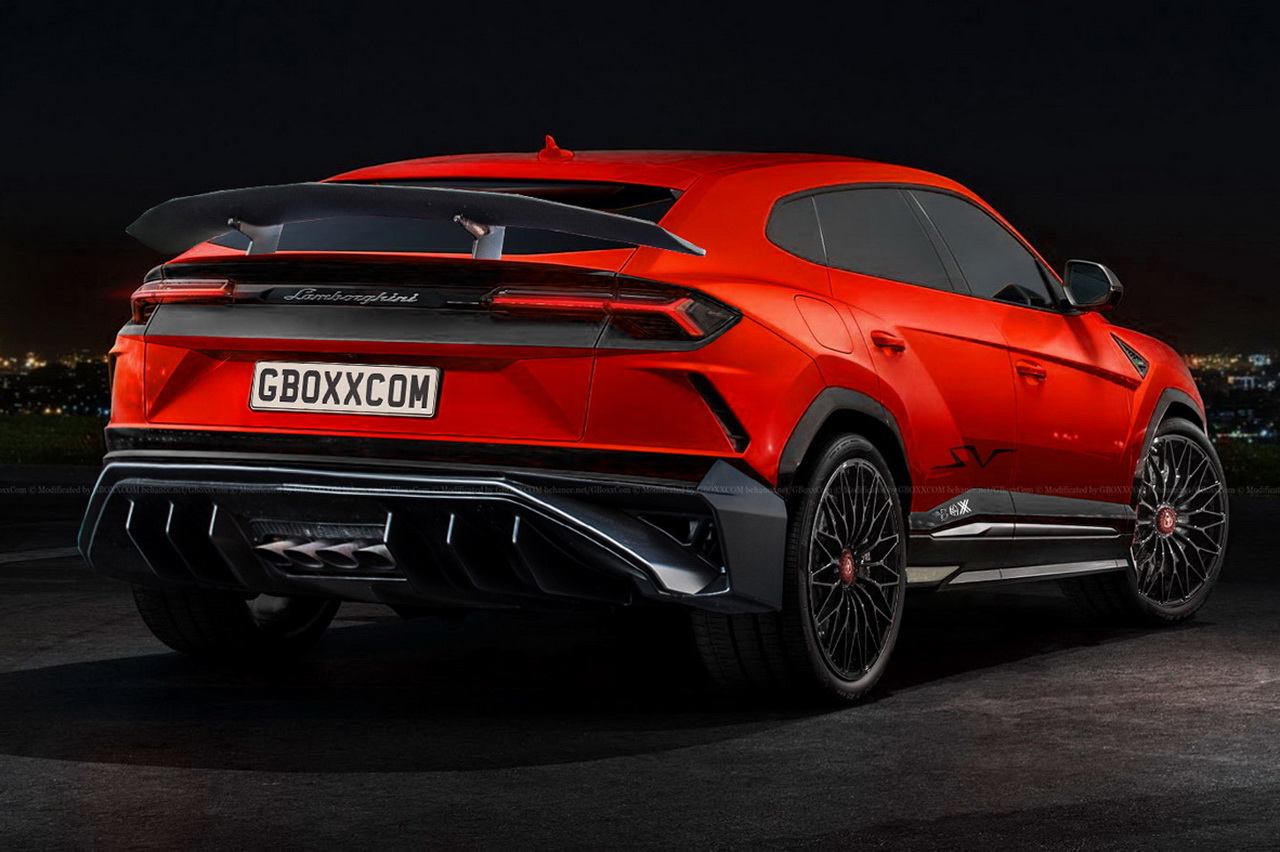 les plus belles transformations du lamborghini urus photo 11 l 39 argus. Black Bedroom Furniture Sets. Home Design Ideas