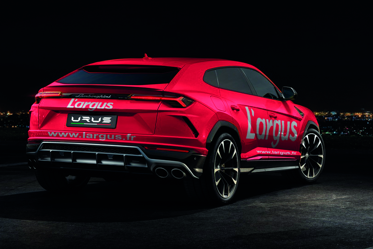 les plus belles transformations du lamborghini urus photo 14 l 39 argus. Black Bedroom Furniture Sets. Home Design Ideas