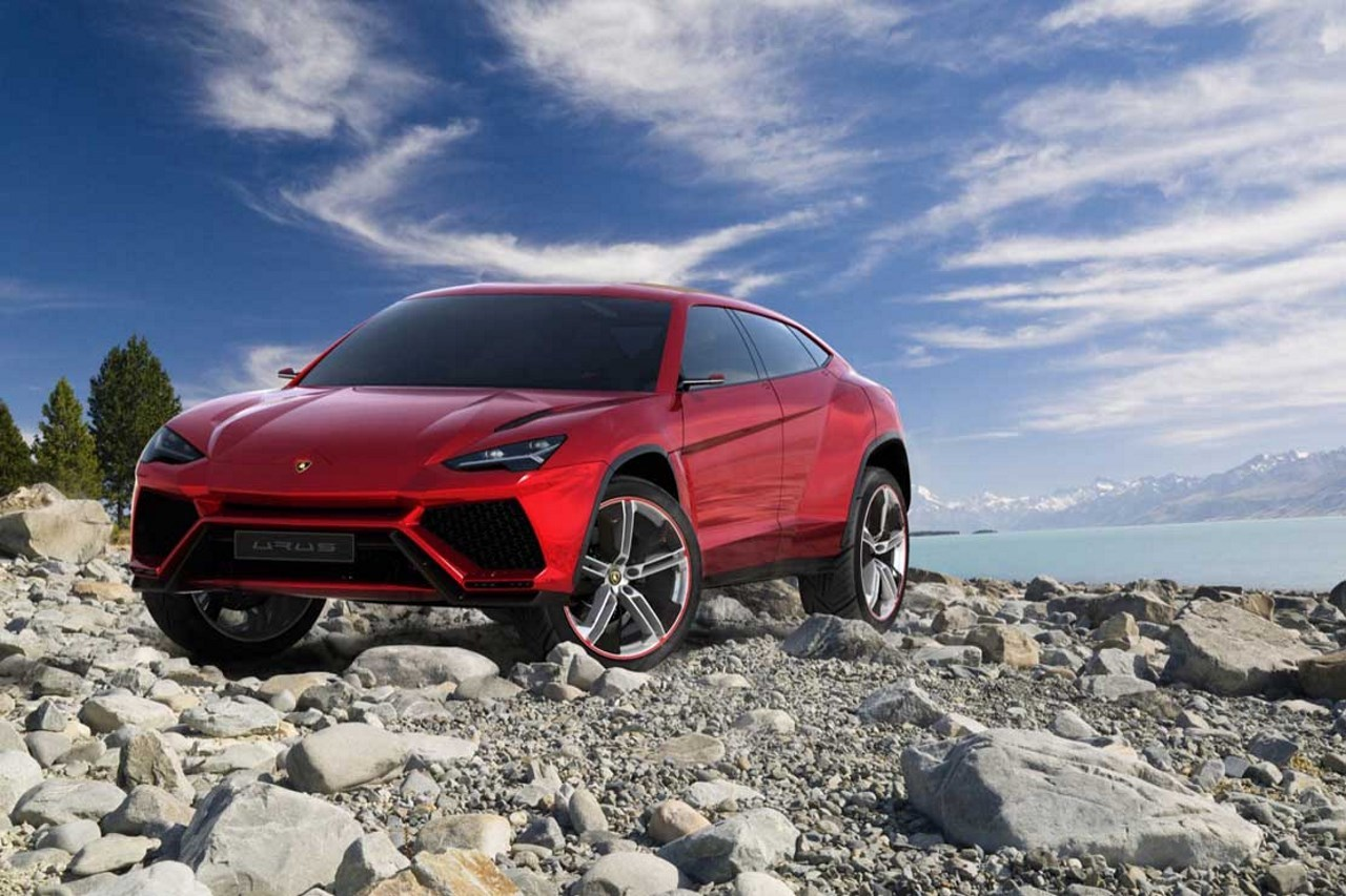 lamborghini confirme la sortie de son suv urus en 2018 l 39 argus. Black Bedroom Furniture Sets. Home Design Ideas