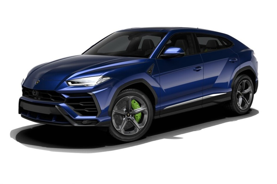 configurez votre lamborghini urus photo 5 l 39 argus. Black Bedroom Furniture Sets. Home Design Ideas