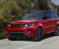 Range Rover Sport HST 2015 rouge