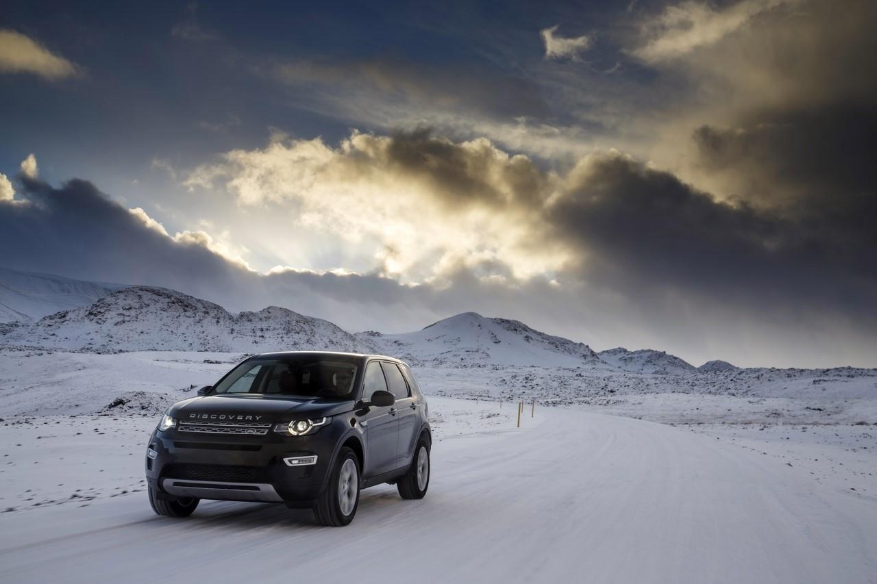land rover discovery sport td4 180 ch nouveau diesel conomique l 39 argus. Black Bedroom Furniture Sets. Home Design Ideas