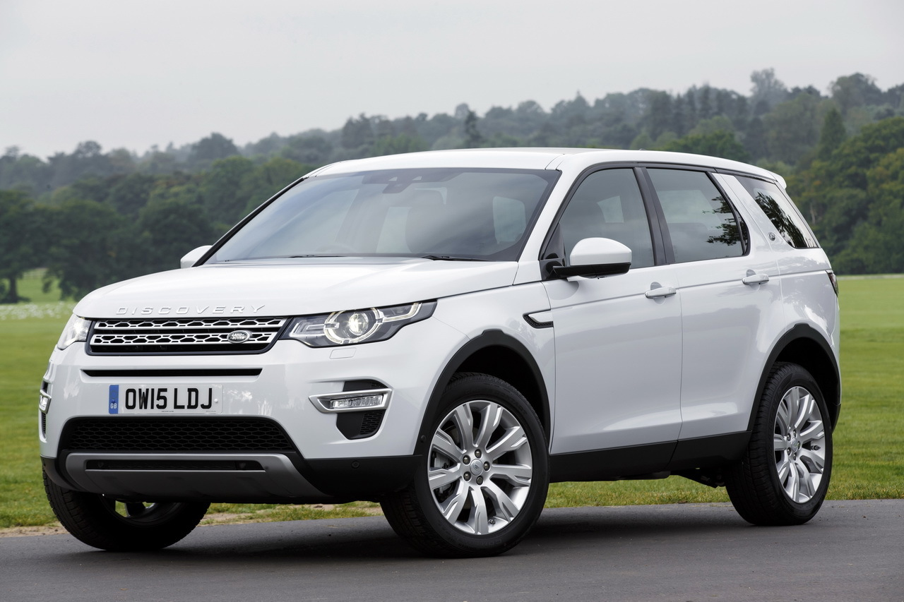 essai land rover discovery sport td4 test du nouveau diesel 180 ch photo 2 l 39 argus. Black Bedroom Furniture Sets. Home Design Ideas