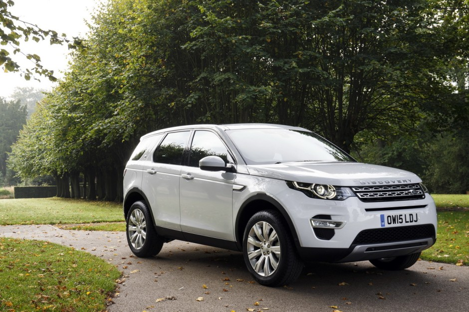 essai land rover discovery sport td4 test du nouveau diesel 180 ch photo 5 l 39 argus. Black Bedroom Furniture Sets. Home Design Ideas