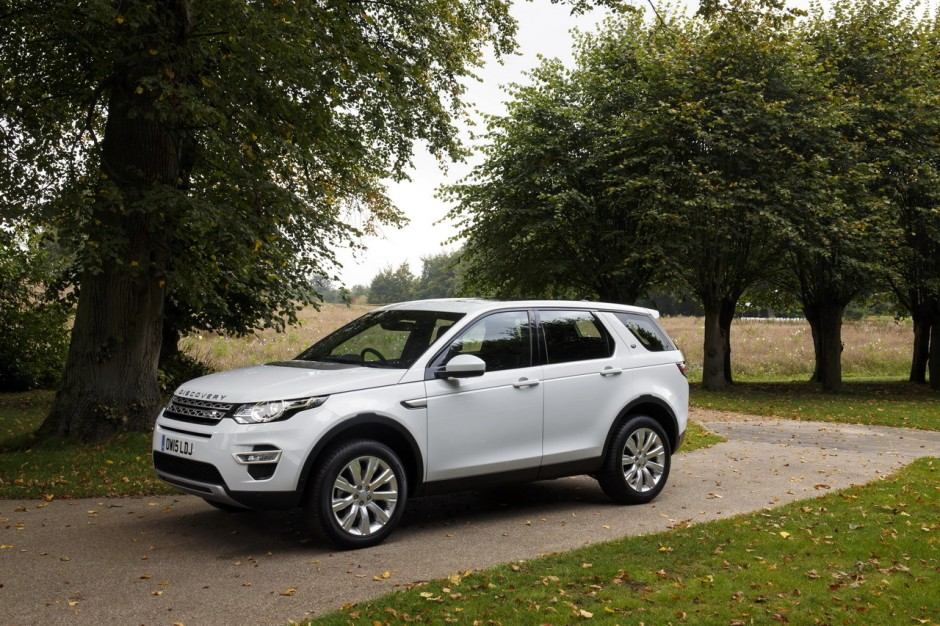 essai land rover discovery sport td4 test du nouveau diesel 180 ch photo 6 l 39 argus. Black Bedroom Furniture Sets. Home Design Ideas