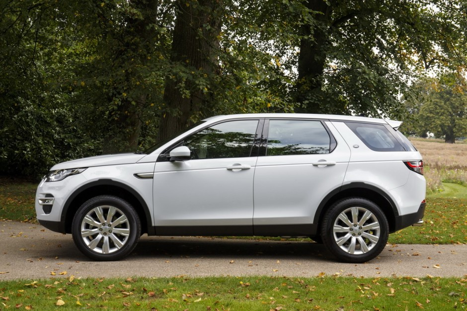 essai land rover discovery sport td4 test du nouveau diesel 180 ch photo 7 l 39 argus. Black Bedroom Furniture Sets. Home Design Ideas