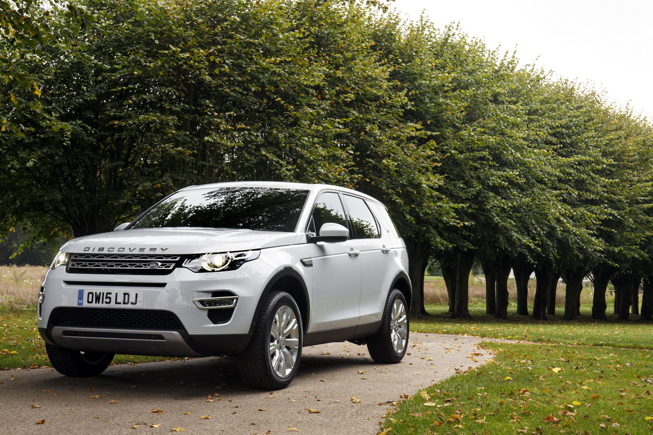 essai land rover discovery sport td4 test du nouveau diesel 180 ch photo 8 l 39 argus. Black Bedroom Furniture Sets. Home Design Ideas