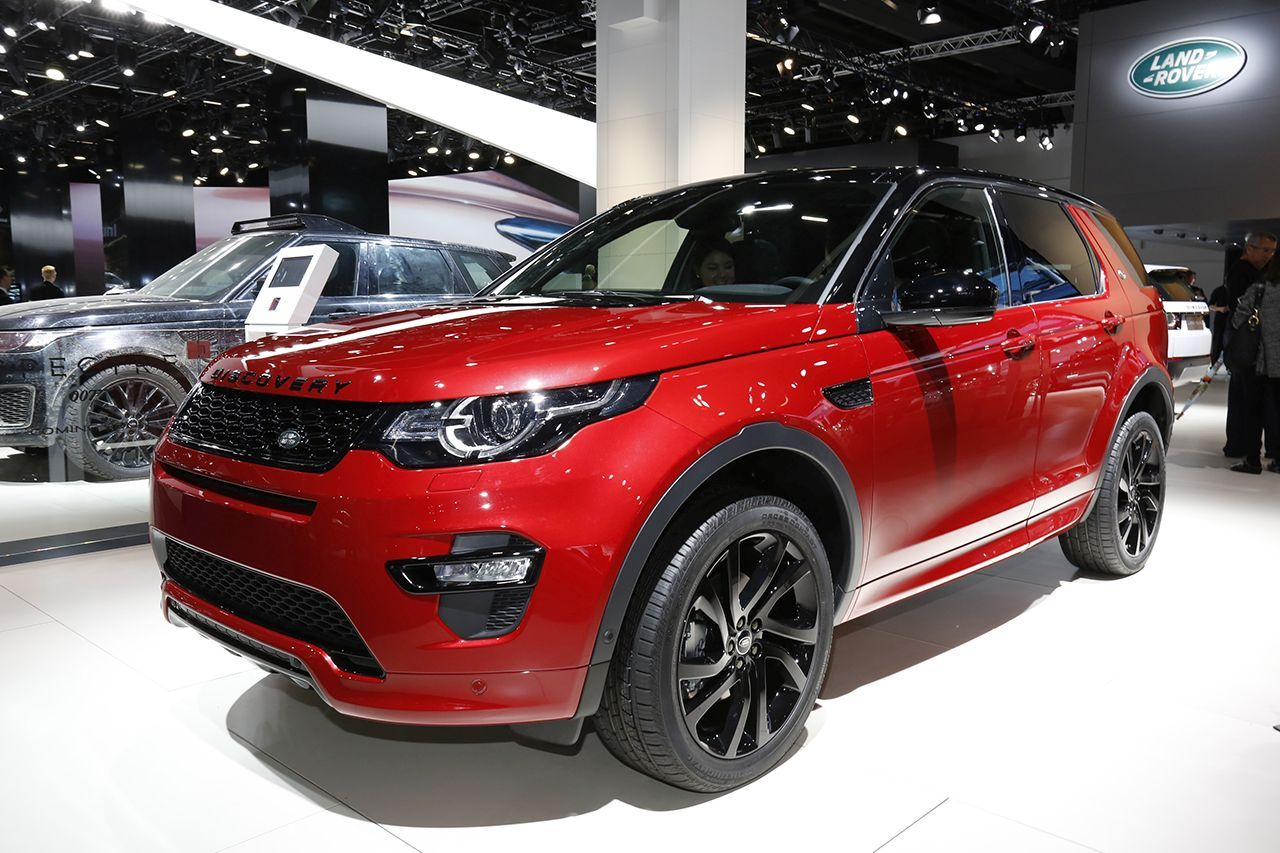 land rover discovery sport le moteur ingenium francfort l 39 argus. Black Bedroom Furniture Sets. Home Design Ideas
