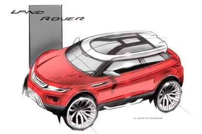 land rover evoque 2018 la version 7 places en pr paration land rover auto evasion. Black Bedroom Furniture Sets. Home Design Ideas