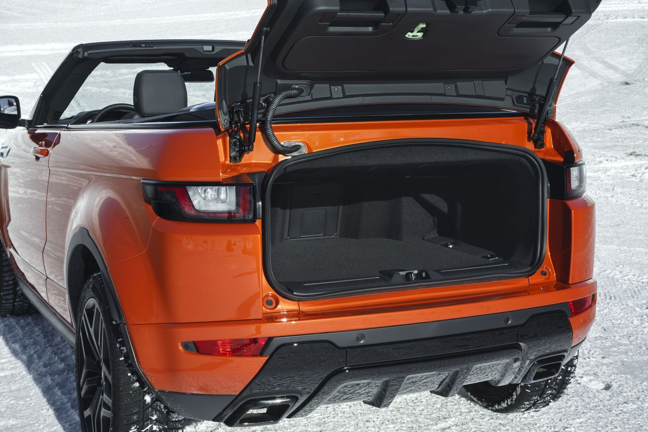 essai land rover evoque cabriolet 2016 parfait deux photo 12 l 39 argus. Black Bedroom Furniture Sets. Home Design Ideas