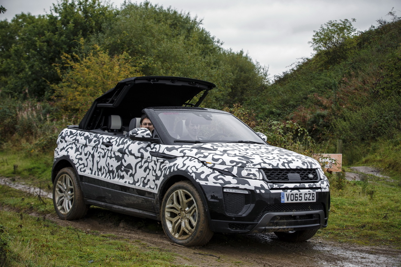 land rover evoque cabriolet 2016 l 39 bord en tout terrain photo 4 l 39 argus. Black Bedroom Furniture Sets. Home Design Ideas