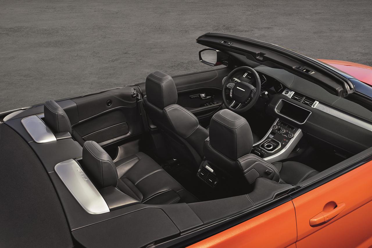 prix land rover evoque cabriolet 17000 de plus que l 39 evoque t l photo 4 l 39 argus. Black Bedroom Furniture Sets. Home Design Ideas