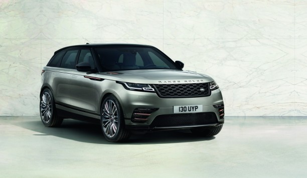 range rover velar 2017 l 39 d j bord du nouveau coup suv l 39 argus. Black Bedroom Furniture Sets. Home Design Ideas