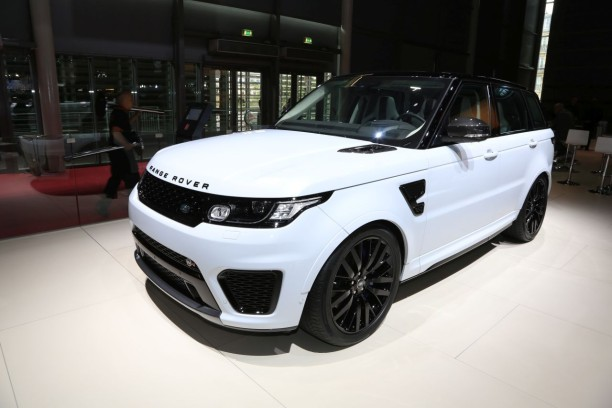 mondial 2016 range rover sport 2 0 sd4 diesel un pas. Black Bedroom Furniture Sets. Home Design Ideas