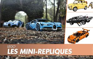 lego voitures miniatures