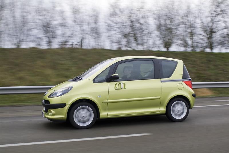 Les voitures fran aises les plus moches peugeot 1007 - Peugeot 1007 probleme porte coulissante ...