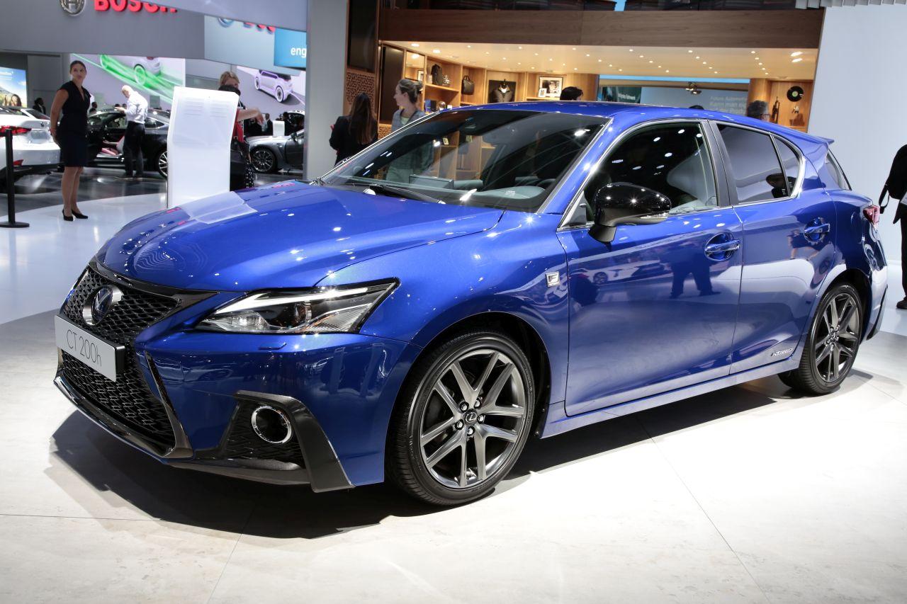 forum auto lexus ct