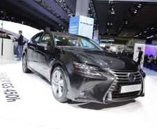 Lexus GS 450h au salon de Francfort 2015