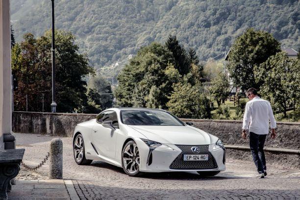 Essai Lexus Lc500 La Gt Venue D Ailleurs L Argus